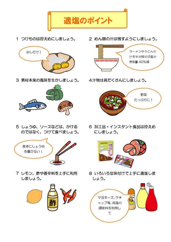 高血圧症の食事 | 食事療法のすすめ方 | 東京都病 …